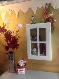 Christmas Cubicle Decorating Contest Rules by 48 Best Holiday Cubicle Decorating Ideas Images On Pinterest