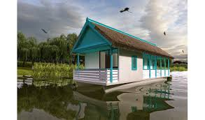 100 The Delta House Danube 8 Igloo Architecture