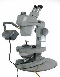 lomb gemological stereo microscope
