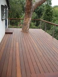 Ipe Deck Tiles Canada by Ipe Hillside Deck Los Angeles Hillside Decks Pinterest