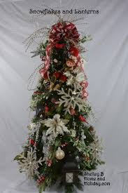 Raz Artificial Christmas Trees by Lanterns For Decorating By Raz Imports