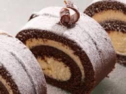 recette de dessert pour noel extras une idée de dessert pour noël bûche truffes enneigées