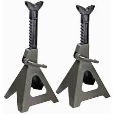 100 Truck Jack Stands 6 Ton Stand Set