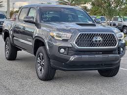 New 2019 Toyota Tacoma TRD Sport Double Cab In Orlando #9750000 ...