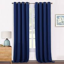 rideau fenetre chambre rideaux occultants thermiques à oeillets pony rideaux de