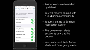 How to turn off Amber Alerts or Emergency Alerts on your iPhone in