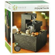 Walgreens Tabletop Christmas Trees by Walgreens Small Meditation Fountain Assorted Walgreens