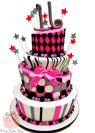 Sweet 16 Cakes in New Jersey  Pink Cake Box Custom Cakes & more