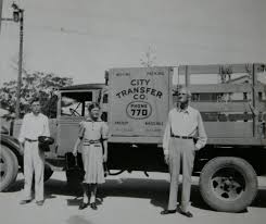 100 Horizon Trucking Bruce E Dusenberry 94 Dies Built Moving Of Tucson Into