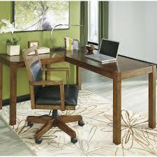Wayfair Corner Computer Desk by Loon Peak Auke L Shape Corner Desk U0026 Reviews Wayfair Supply