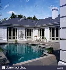100 Modern Single Storey Houses House Stock Photos House Stock Images