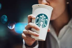 Her Hair Ripples As An Ocean Wave That Laps Provocatively Over Breasts The Face Of Starbucks Since 2011 Siren Logo Is Alluring By