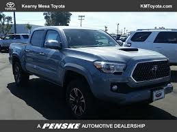 New 2018 Toyota Tacoma TRD Sport Double Cab 5' Bed V6 4x2 Automatic ... Preowned 2016 Toyota Tacoma Trd Sport 4d Double Cab In Yuba City Tundra Truck Fender Bars Hash Mark Racing New 2018 4 Door Pickup Sherwood Park San Jose T1824 Core 2015 2017 Pro Lower Rocker Sports 800 Wikipedia 6 Bed V6 4x4 Automatic Storm Upper Body Off Road Chilliwack