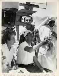 Cabinet Of Dr Caligari 1962 by Of Arabia David Lean Directing 1962