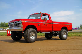 Old Ford Trucks Lifted