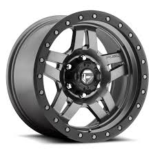 Anza - D558 - Fuel Off-Road Wheels
