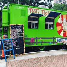 100 Food Trucks Atlanta Roti Rolls Roaming Hunger