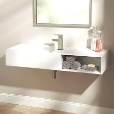 Kohler Caxton Sink Home Depot by Bathroom Sink Bathroom Sink White Glacier Bay Wall Mounted In