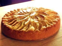 Torta Rustica De Mele Italian Rustic Apple Cake