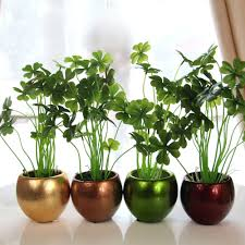 Best Plant For Your Bathroom by Inspirative Indoor Garden With Green Plant Silk Artificial Flower