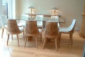 Art Deco Dining Table Sets