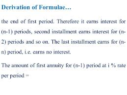 Sinking Fund Formula Derivation by Annuity Dr Vijay Kumar Ppt Download