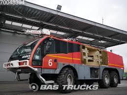 100 Airport Fire Truck Damaged MERCEDESBENZ Crashtender Sides 6X6