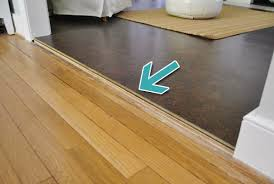 how to add floor trim transitions and reducers house