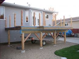 Free Standing Deck Bracing by Can U0027t Stop Deck Sway Building U0026 Construction Diy Chatroom Home