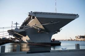 100 Aircraft Carrier Interior Climb Aboard The USS Gerald R Ford The Worlds Largest