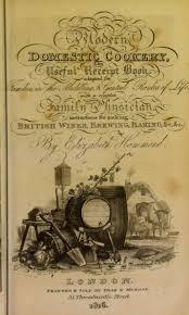 vieux livre de cuisine 1815 modern domestic cookery useful receipt book hammond