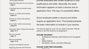 Hobbies And Interests Resume Examples Cv Interest
