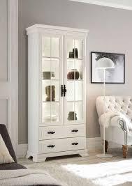 home affaire vitrine royal exclusiv design im landhausstil