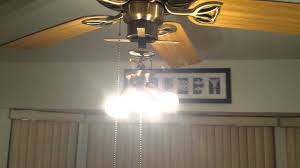 Porcelain Lamp Sockets Replacement by How To Replace Candelabra Light Sockets In Ceiling Fan Youtube