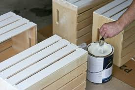 DIY Crate Bookshelf Calm Cradle Photo Design