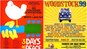 Music Festival Posters A Look Back At The Past 60 Years