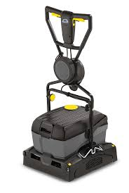 Riding Floor Scrubber Training by Auto Scrubbers Waxie Sanitary Supply