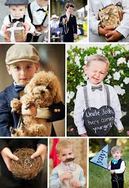Ring Bearer Trends And Ideas From The Green Kangaroo