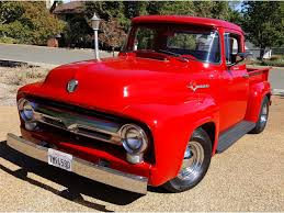 100 Classic Trucks For Sale In California 1956 D F100 For Carscom CC1150898