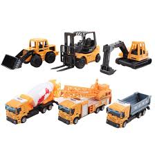 DeAO Toy Vehicle Playset 6 Construction Trucks Include Forklift ... Kids Toys Cstruction Truck For Unboxing Long Haul Trucker Newray Ca Inc Rc Toy Best Equipement City Us Tonka Americas Favorite Trend Legends Photo Image Caterpillar Mini Machines Trucks Youtube The Top 20 Cat 2017 Clleveragecom Remote Control Skid Steer Review Rock Dirts 2015 Dirt Blog Amazoncom Toystate Tough Tracks 8 Dump Games Bestchoiceproducts Rakuten Excavator Tractor Stock Photos And Pictures Getty Images Jellydog Vehicles Early Eeering Inertia