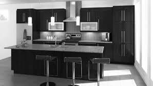 White Cabinets Dark Gray Countertops by Design Minimalist Kitchen Design White Interior Painting And Gray