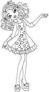 Printable Coloring Pages Liv And Maddie Free