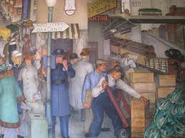 29 best coit tower murals images on pinterest murals towers and