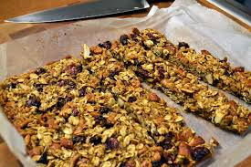 Are Kashi Pumpkin Spice Flax Bars Healthy by Cranberry Almond Granola Bars