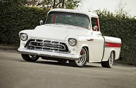 1955 Chevy Cameo - A Cameo Appearance - Hot Rod Network 51959 Chevy Truck 1957 Chevrolet Stepside Pickup Short Bed Hot Rod 1955 1956 3100 Fleetside Big Block Cool Truck 180 Best Ideas For Building My 55 Pickup Images On Pinterest Cameo 12 Ton Panel Van Restored And Rare Sale Youtube Duramax Diesel Power Magazine Network Ute V8 Patina Faux Custom In Qld