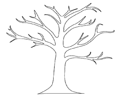 Perfect Tree Coloring Pages 29 Image with Tree Coloring Pages