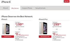 Verizon cuts $10 off many monthly shared data plans starting at