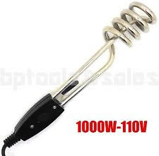 Immersion Water Heater For Bathtub by Portable Water Heater Ebay