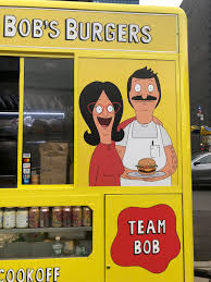 Is The 'Bob's Burgers' Food Truck Any Good? – The Dot And Line Bumblebees Taco Truck A Character From The Simpsons Cartoon Tv Show Hell On Wheels Cruising Kitchens Casting For Restaurant Startup Television Program Is Ooing Swfloridacon Cat Country 1071 Amazoncom Fisherprice Laugh Learn Servin Up Fun Food Guess Emoji Quiz Game Level 29 Answers Where Are These Network Stars Now Former Quezon City Festival 2014 At Maginhawa Street Walkandeat Ajuma Home Columbus Ohio Menu Prices Reviews Promos Commercials Archives Best In La Los Competion Fresno Shows What Is