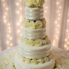 Introducing My First Wedding Cake A Lemon Infused Classic White